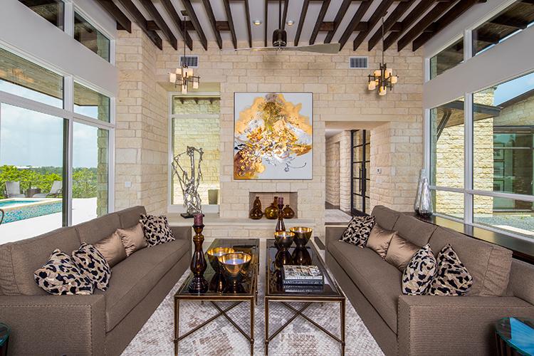 Matt Sitra Custom Homes Interiors